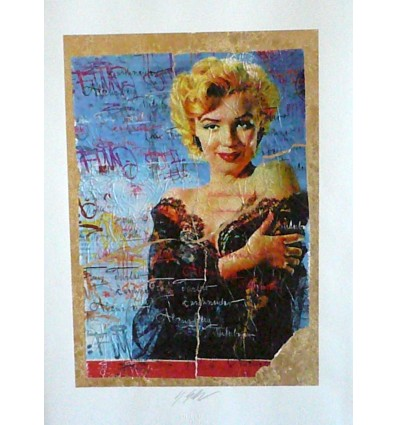 Marylin cracker art
